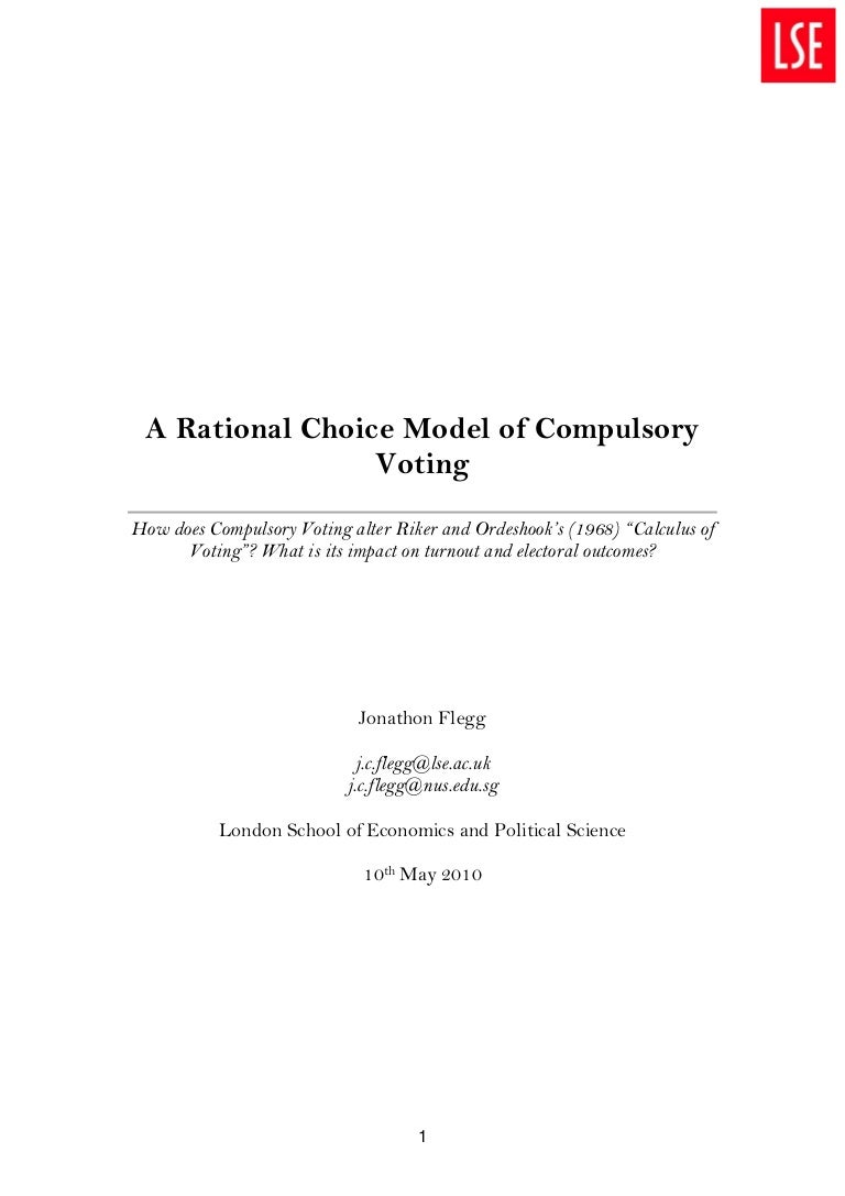 compulsory voting essay conversable economist should voting be  gvturnoutessay phpapp thumbnail jpg cb