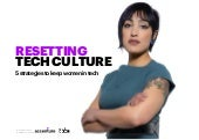Resetting Tech Culture