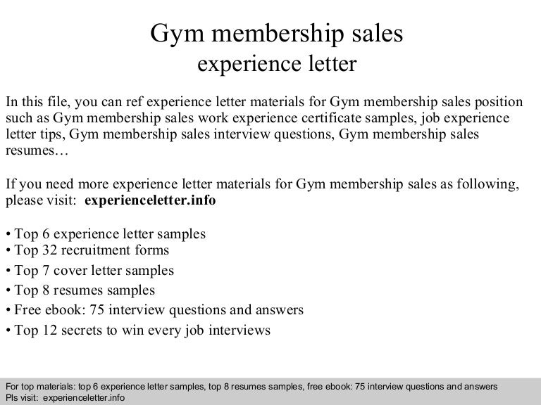 Gym Resumes | Template