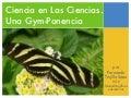 Ciencia en Las Ciencias: una gym-ponencia