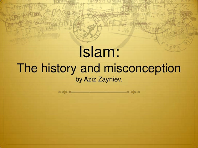 Powerpoint Presentation On Islam