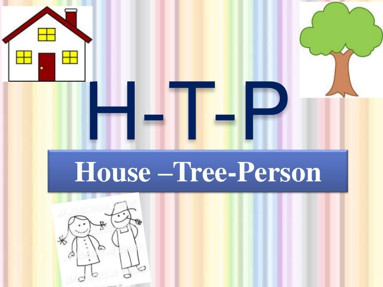Projective testing house tree person
