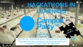 Hackathons in society #cpbr10