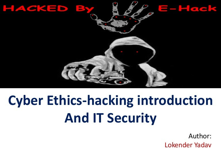 intorduction to it security Chapter 1: introduction to security security+ chapter 1 self-assessment quiz for security+ chapter 1 start  congratulations - you have completed.