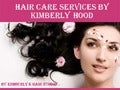 Hair care services by kimberly k hair studio illinois