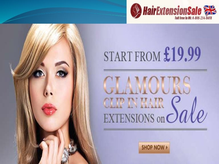 Hair Extensions On Sale