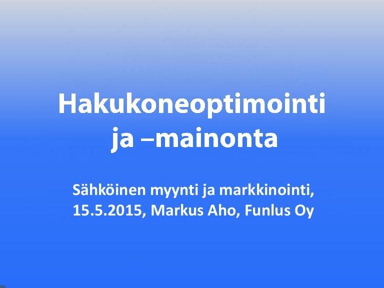 dating App mainonta