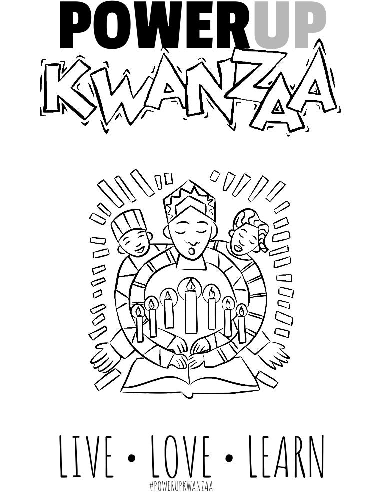 PowerUp Kwanzaa Workbook