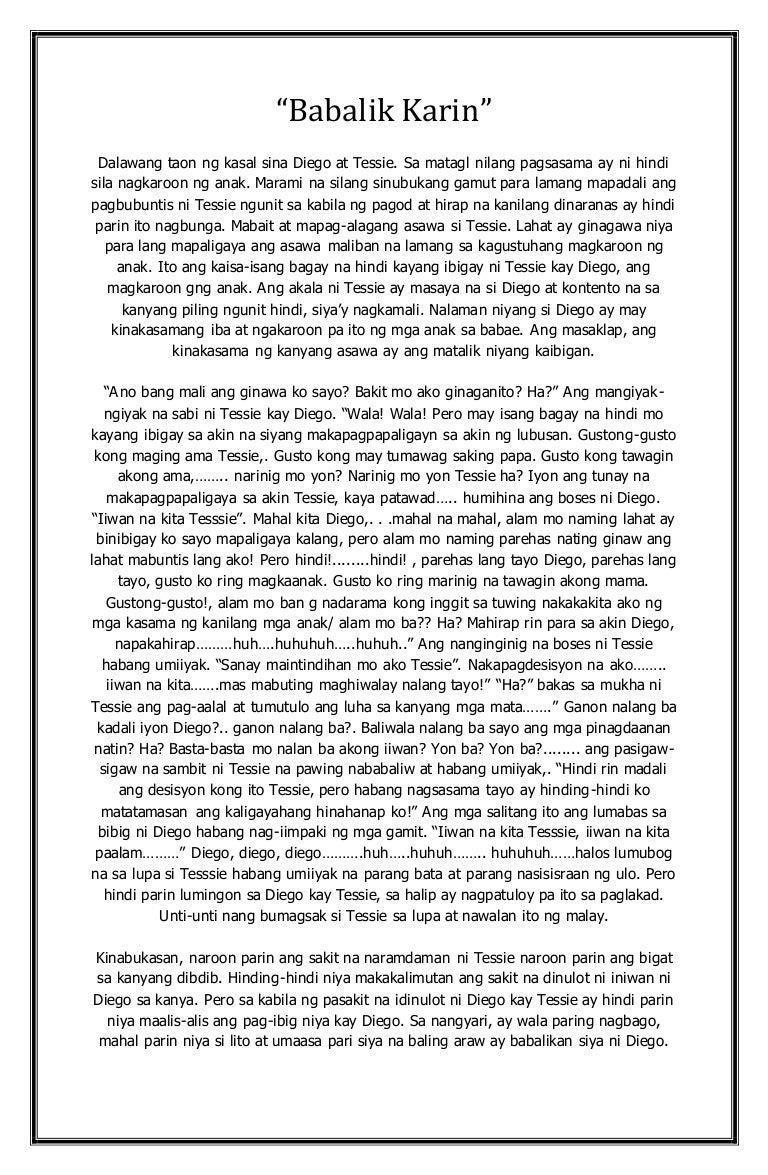 halimbawa ng maikling talumpati Ito ay kadalasang naglalaman ng mga aral tungkol sa kabutihang asal ng isang tao na madalas na ding gamitin sa panahon ngayon upang turuan hindi lang ang mga bata kundi pati ang mga matatanda limang halimbawa ng pabula.