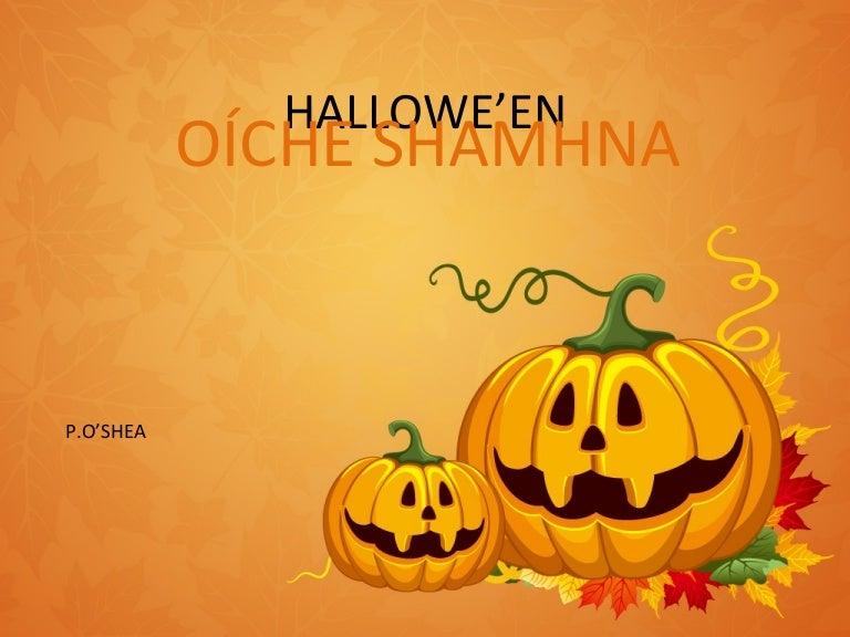 Halloween oche shamhna toneelgroepblik Choice Image