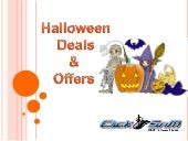 Halloween deals-offers