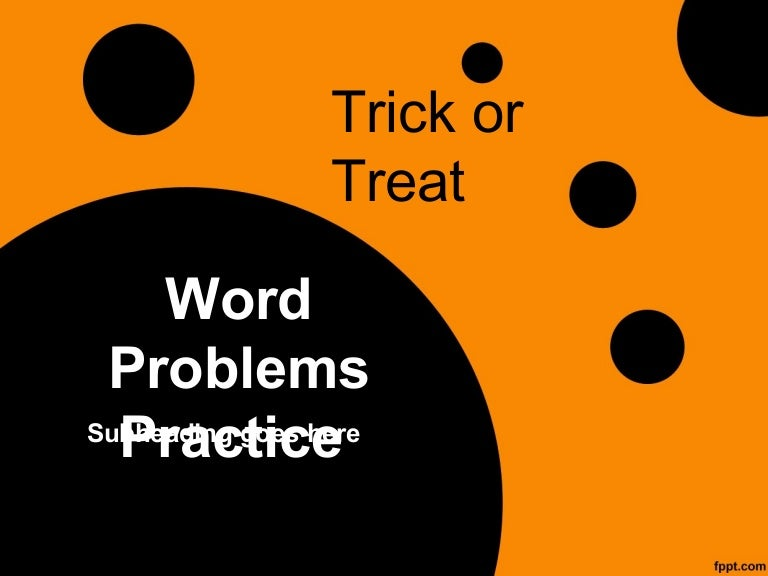 Halloween gcf and lcm – Gcf and Lcm Word Problems Worksheet