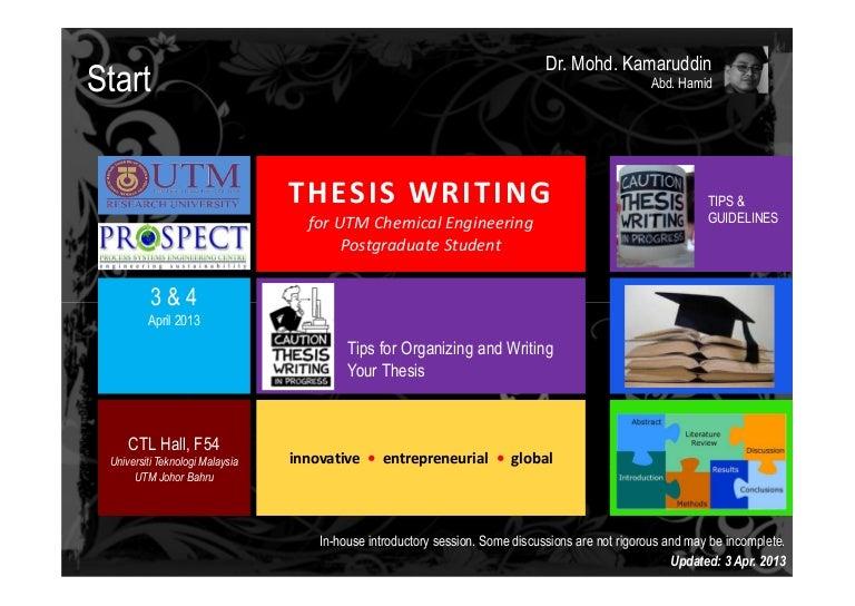 utm thesis manual sps
