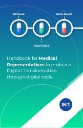 Handbook for Medical Representatives to Embrace Digital Transformation Through Digital Tools