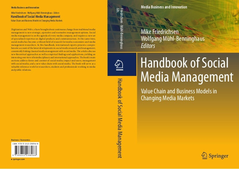 All books of the series Media Business and Innovation