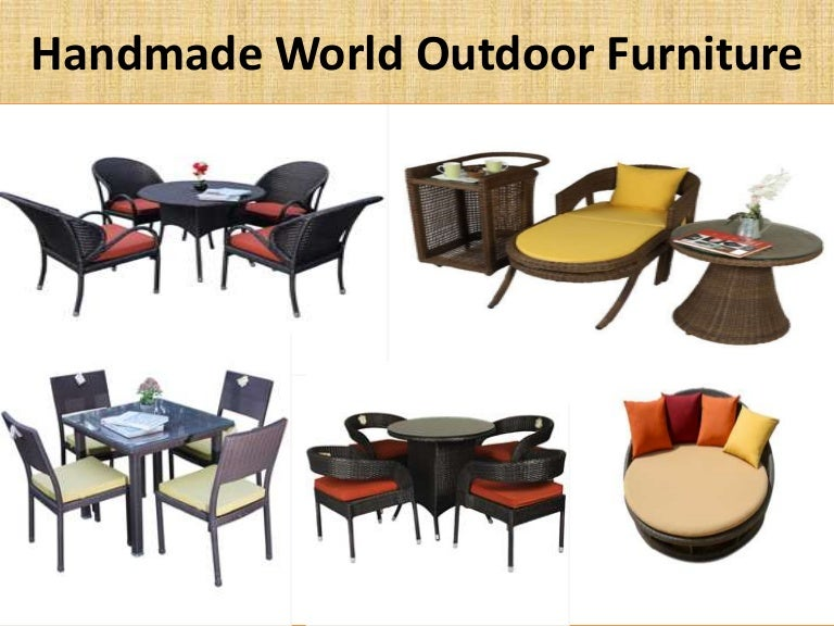 Buy Outdoor Furniture in India