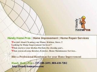 home repair services
