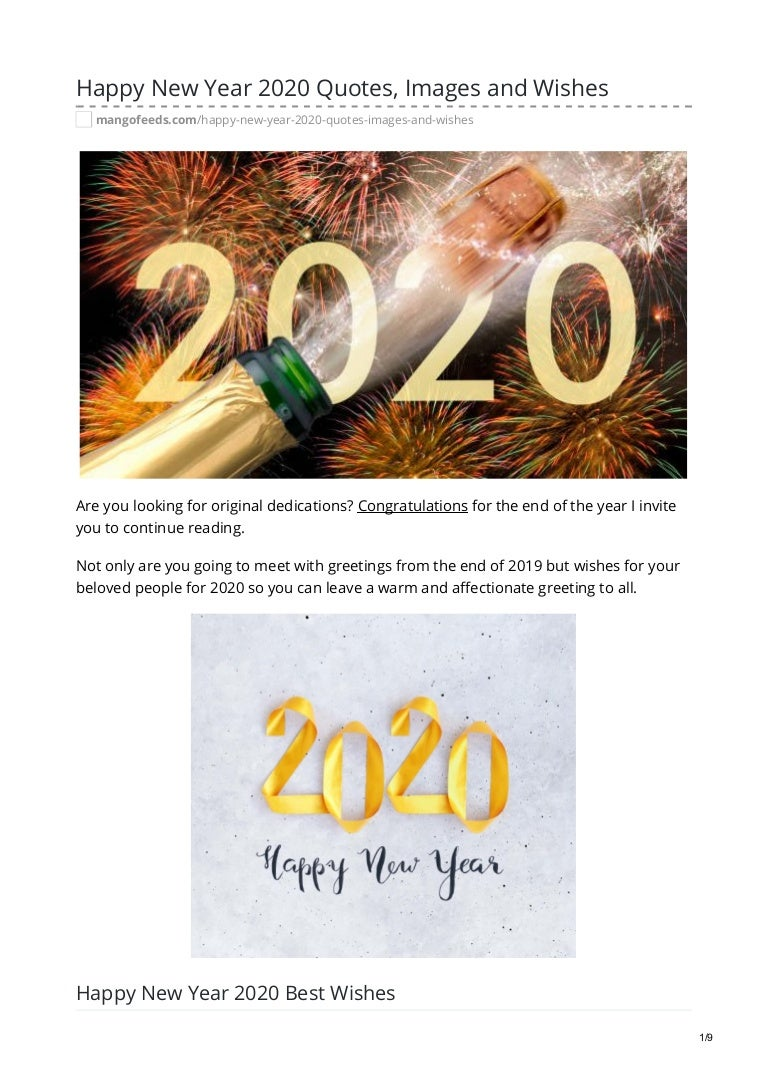 happy new year quotes images and wishes