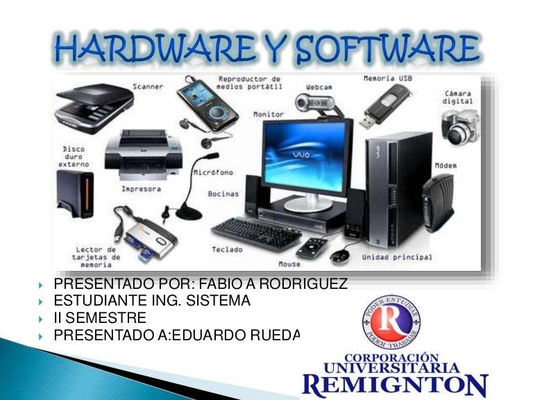 Hardware y software - photo#38