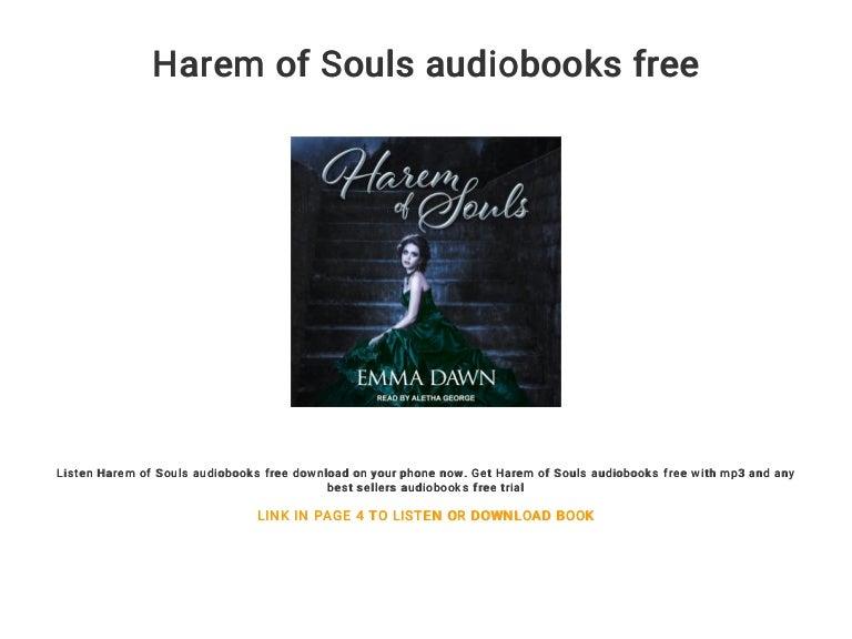 Harem of Souls audiobooks free