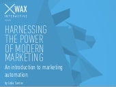 Harnessing the power_of_modern_marketing_with_marketing_automation