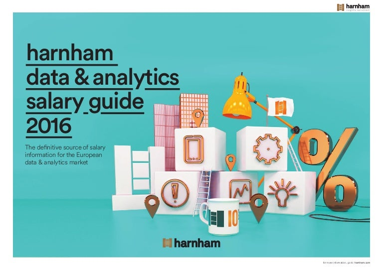 Data and Analytics Salary Guide 2016 | Harnham Europe