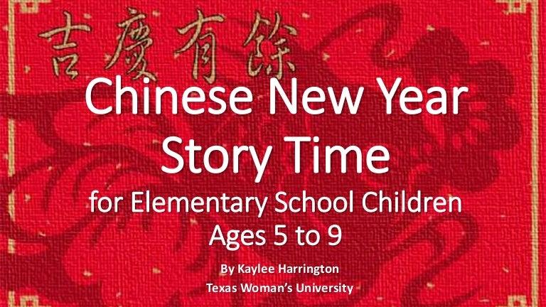 Harrington Chinese New Year Story Time