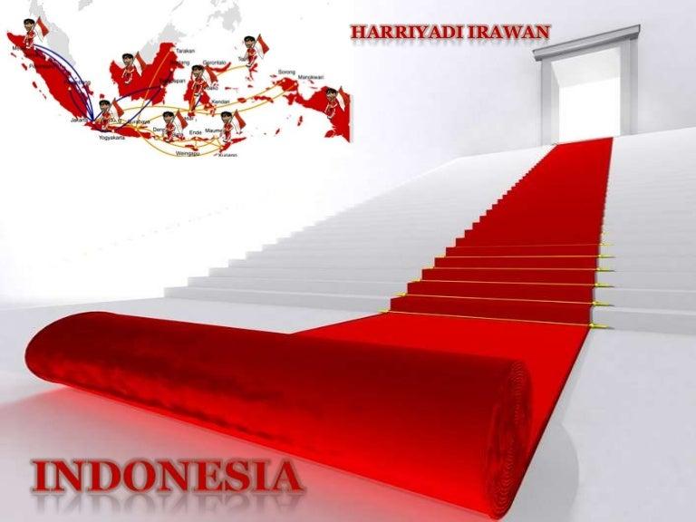 My Presentation Of Indonesia