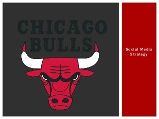 Social Media Strategy of the Chicago Bulls