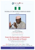 Nigeria In The World Seminar Series