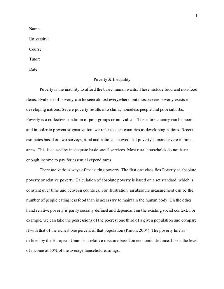causal essay example