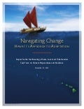 Navigating Change: Hawai'i's Approach to Adaptation