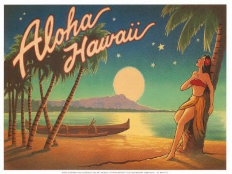 Hawaii By Rosario