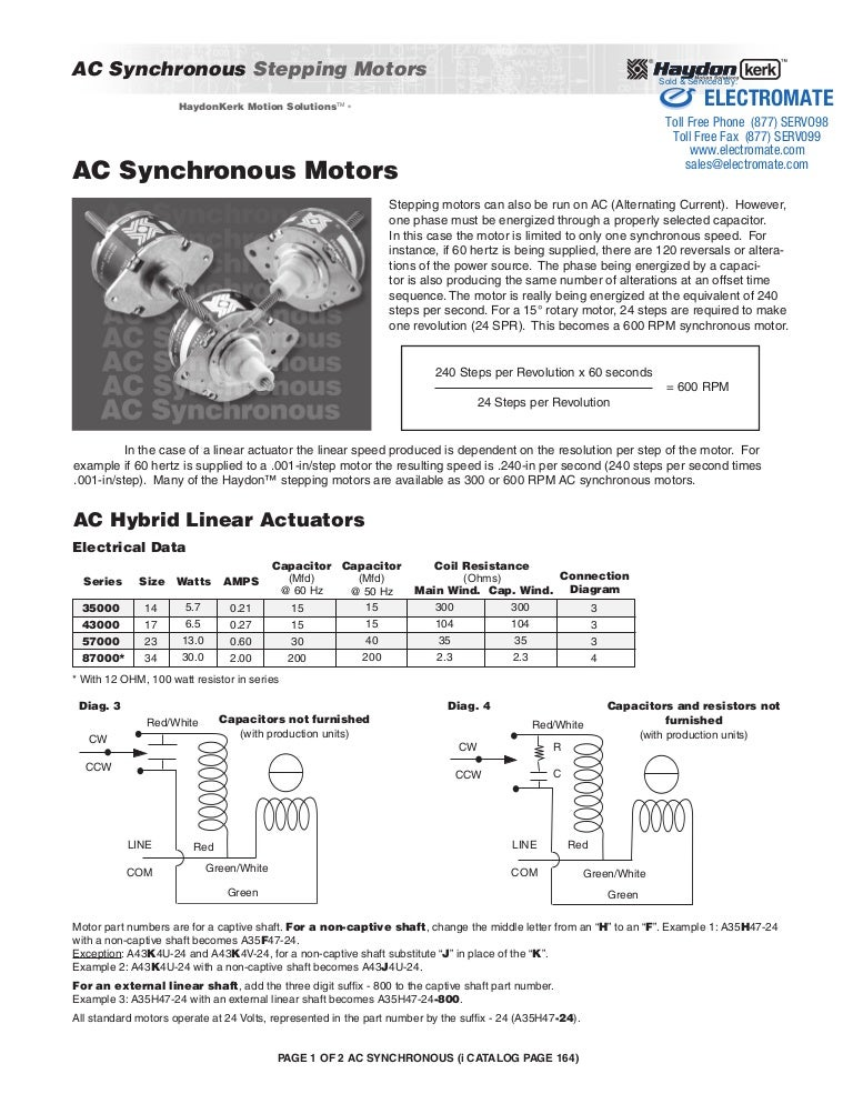 Haydon kerk ac_hybrid_actuators_specsheet on