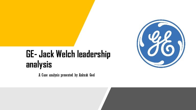 ge 2 decade transformation Ge's two decade transformation • examine jack welch and his transformation of general electric welch's initial resolve to make the company more agile and lean led to a highly systematic downsizing, delayering and destaffing process focusing on every large headquarters group.