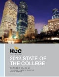 HCC State of the College 2012
