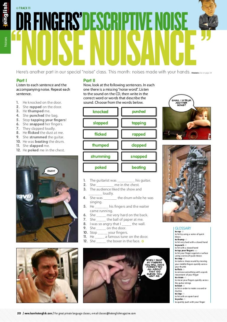 what is classed as noise nuisance