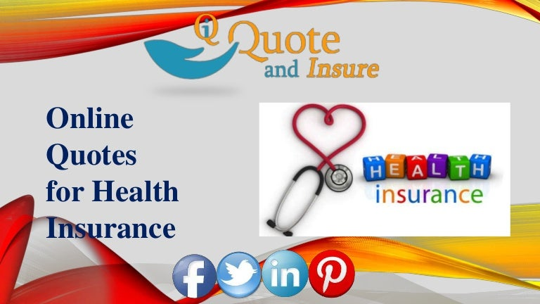 Searching for best health insurance quotes? We help you to