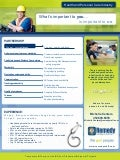 Health And Personal Care Industry Flyer   Centers