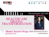 Healthcare - Digital Transformation