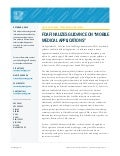 "FDA Finalizes Guidance on ""Mobile Medical Applications"""