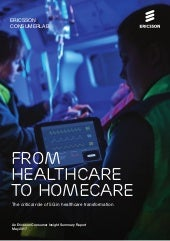 From healthcare to homecare: The critical role of 5G in healthcare transformation