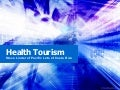 Health tourism presentation