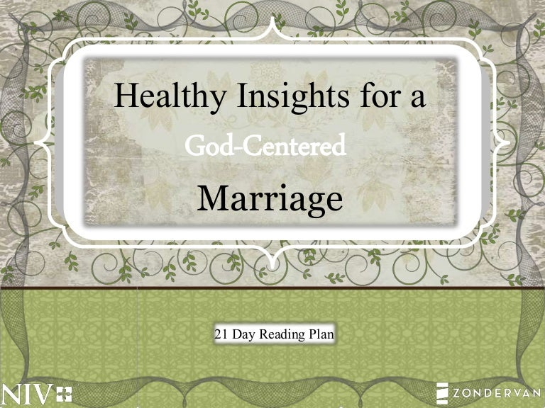 Healthy insights for a god centered marriage fandeluxe Gallery