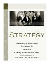 market penetration aids and Hearing