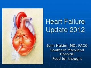 'heart failure' on SlideShare
