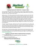 One Sheet Overview: Heartland Growers, Inc., Tests Fish Rich(R) on Poinsettias