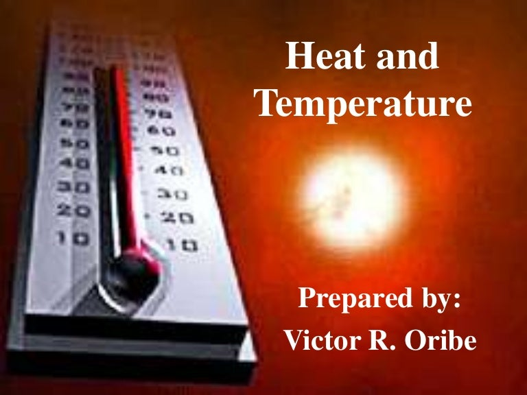 Heat and temperature – Heat and Its Measurement Worksheet Answers