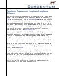 Hedge fund operational_due_diligence_corgentum_insights_compliance_diligence_complications