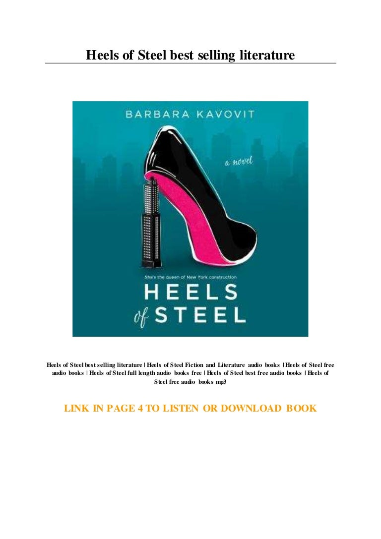 Heels of Steel best selling literature